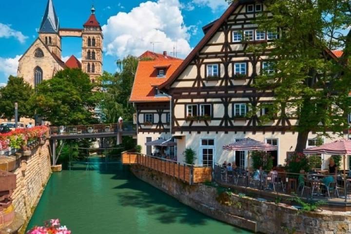 Baden-Baden Alemania Foto: Trip