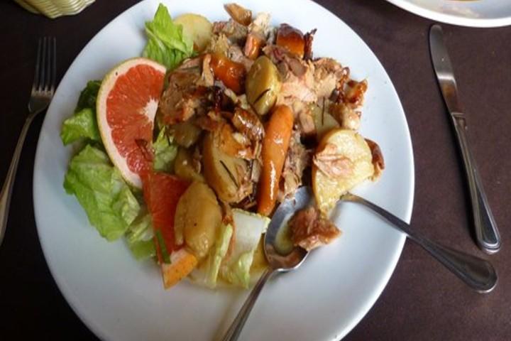 buffet las monjas- tripadvisor