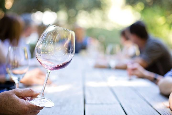Cata de vino Foto: Archivo