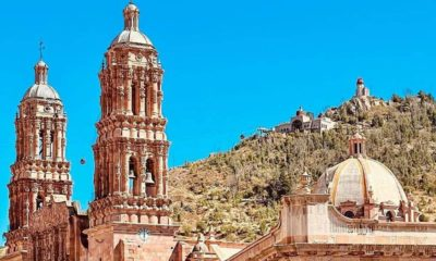 Catedral Foto: México Ruta Mágica