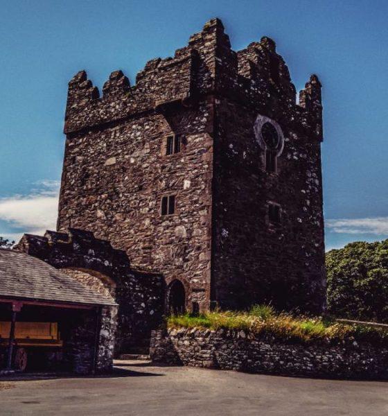 conoce el Castillo Ward, escenario de Game of Thrones. Foto: kmitchhodge
