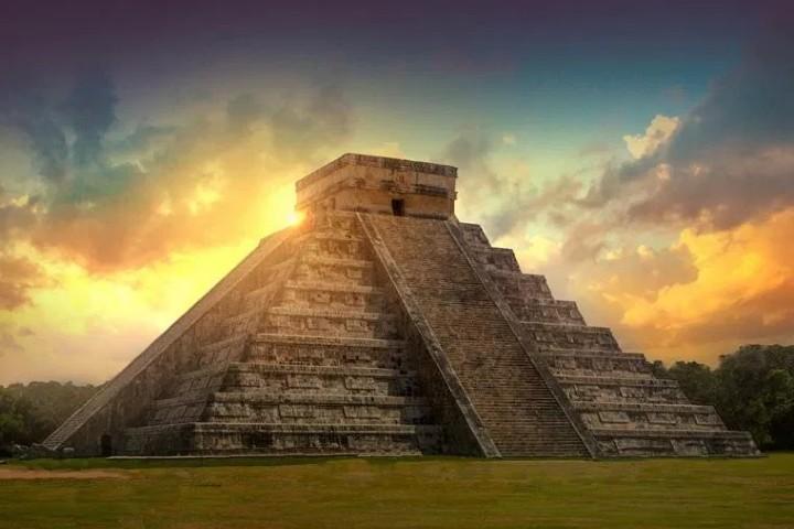 Culturas mesoamericanas. Foto: cosmo service
