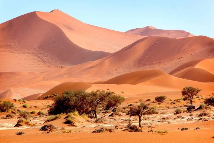 Desierto Namibia Foto: Aventura África