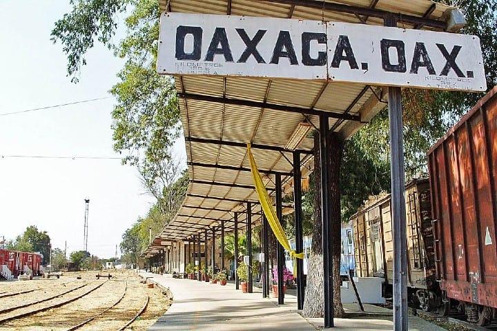 Ferrocarril de Oaxaca Foto: México es cultura
