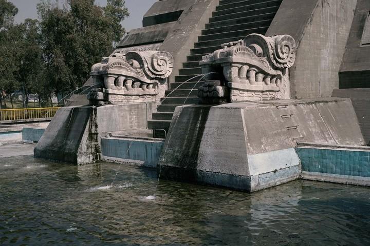 Fuentes del monumento. Foto: delishus