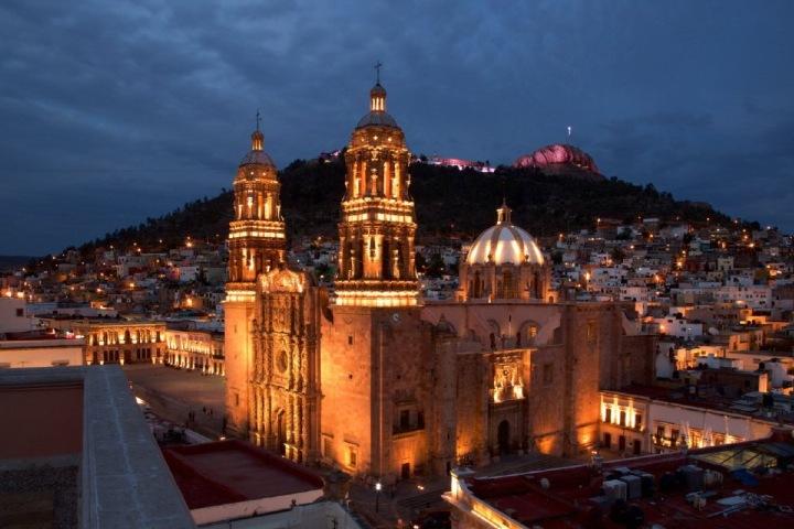 Una asombrosa vista de toda la catedral Foto: Gran Turismo