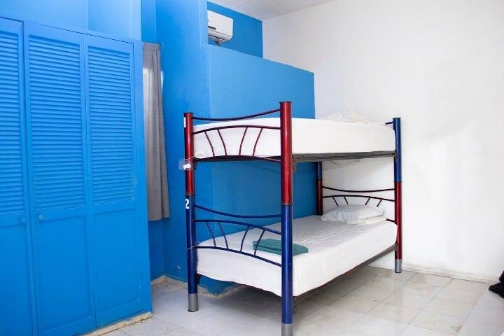Habitaciones compartidas Foto: trip advisor