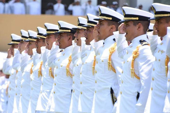 Heroica escuela naval Foto: Gobierno de México