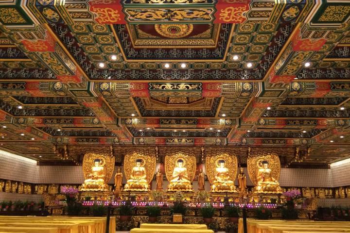 Monasterio Po lin Foto: ME HAGO PATO – WordPress.com
