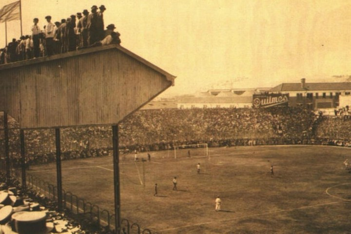 Partido de Inaguración del Estadio la Bombonera Foto: Goal