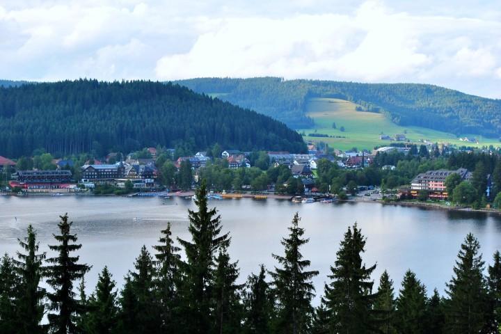 Lago Titisee Alemania Foto: Pinterest