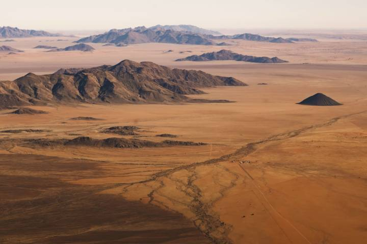 Desierto Foto: Steppes Travel