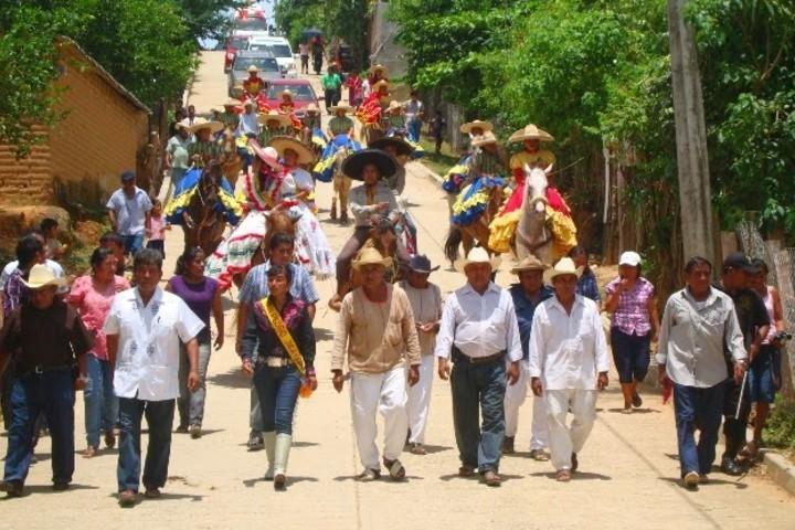 Conoce Las Mayordomías de Oaxaca. Foto:  NSS Oaxaca