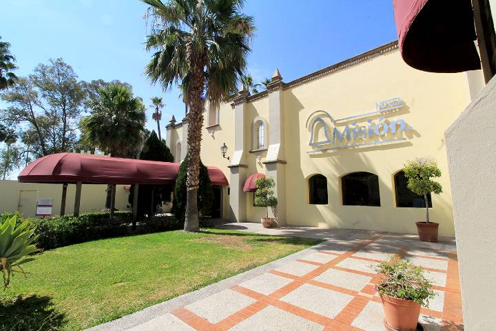 Hoteles en Guanajuato Foto: cronica gto