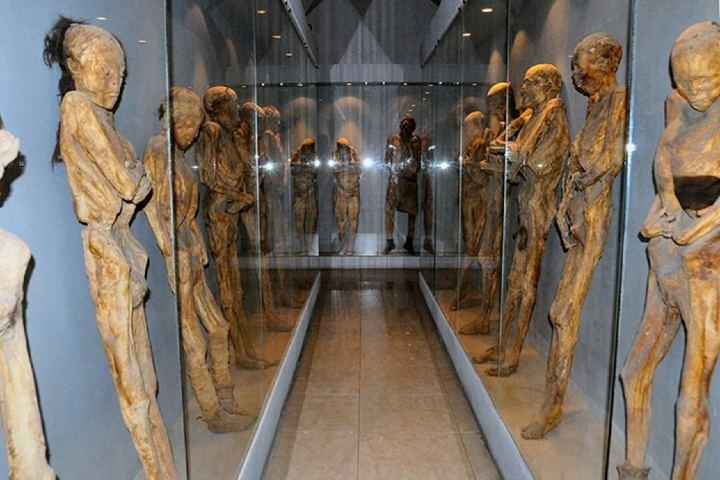No dejes de conocer a las momias de Guanajuato. Foto: ancient origins