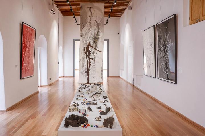 Museo de Arte Contemporáneo de Querétaro Foto: Revista Código