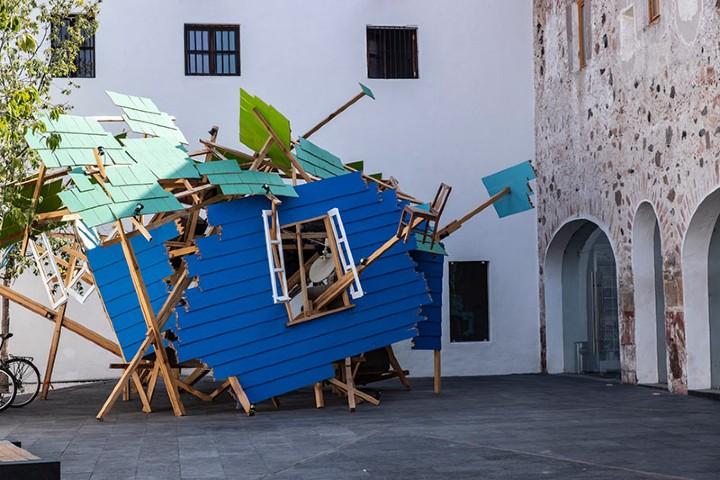 Museo de Arte Contemporáneo de Querétaro Foto: De paseo en Querétaro