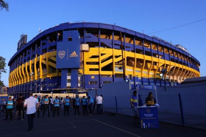 Estadio de la Bombonera Foto: Yahoo
