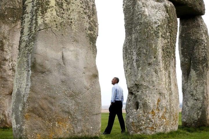 Piedras de Stonehenge. Foto: post gazette