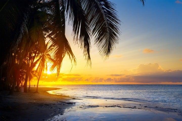 Distruta las bellas playas en el paraíso Foto: city express