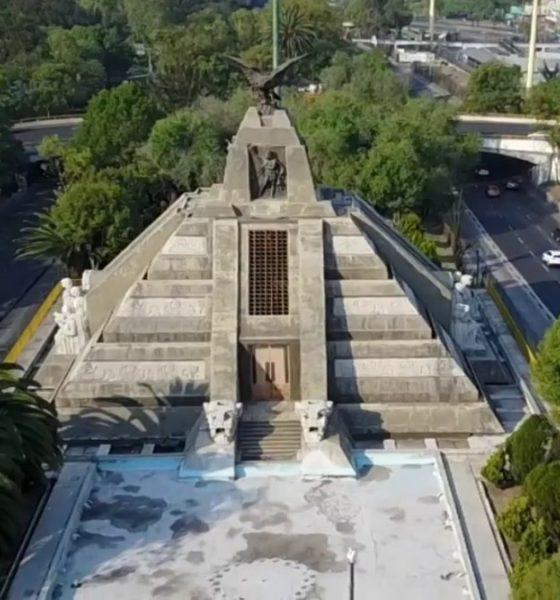 Conoce todo sobre el Monumento a la Raza. Foto: Archivo