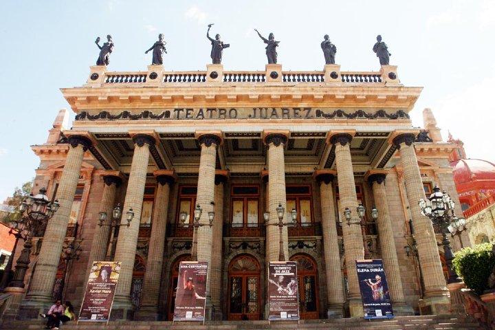 Lo imperdible en Guanajuato