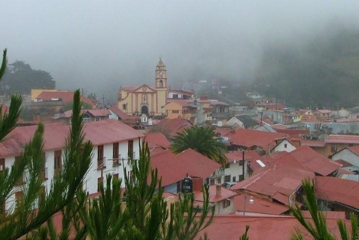 Pueblo Pinal de Amoles. Foto: ciudadypoder