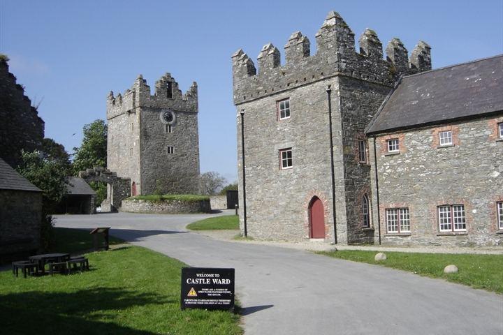 Castle Ward. Foto: Archivo