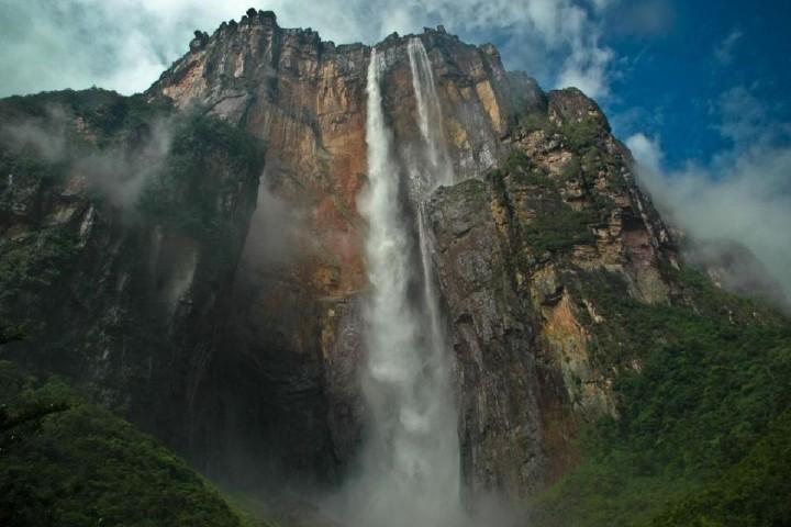 Aventúrate a conocer las Cascadas Salto del Tugele. Foto: lugarnia