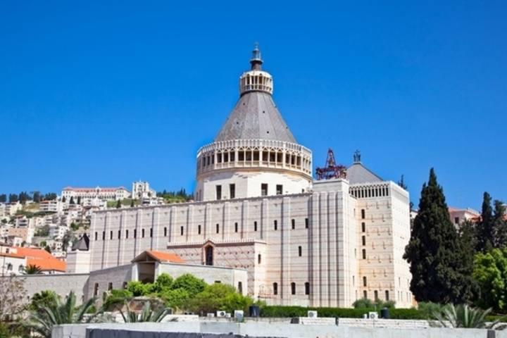 Conoce la Iglesia de la Anunciación, uno de los lugares sagrados de Jerusalén. Foto: primeros cristianos