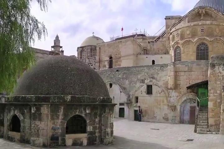 Iglesia del Santo Sepulcro. Foto: Archivo