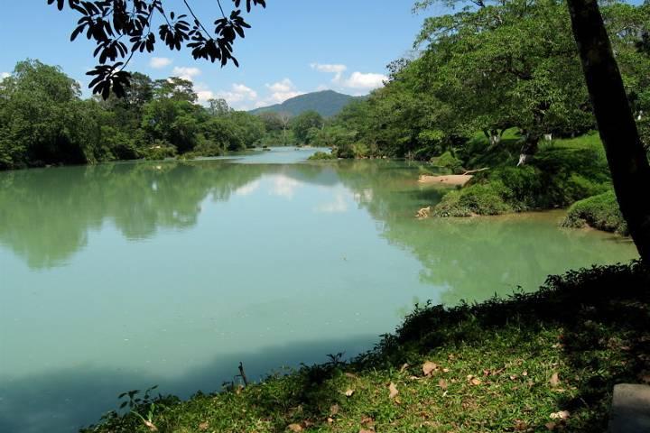 ¿Ya conoces Agua Clara en Chiapas? Foto: Lorena Cassady