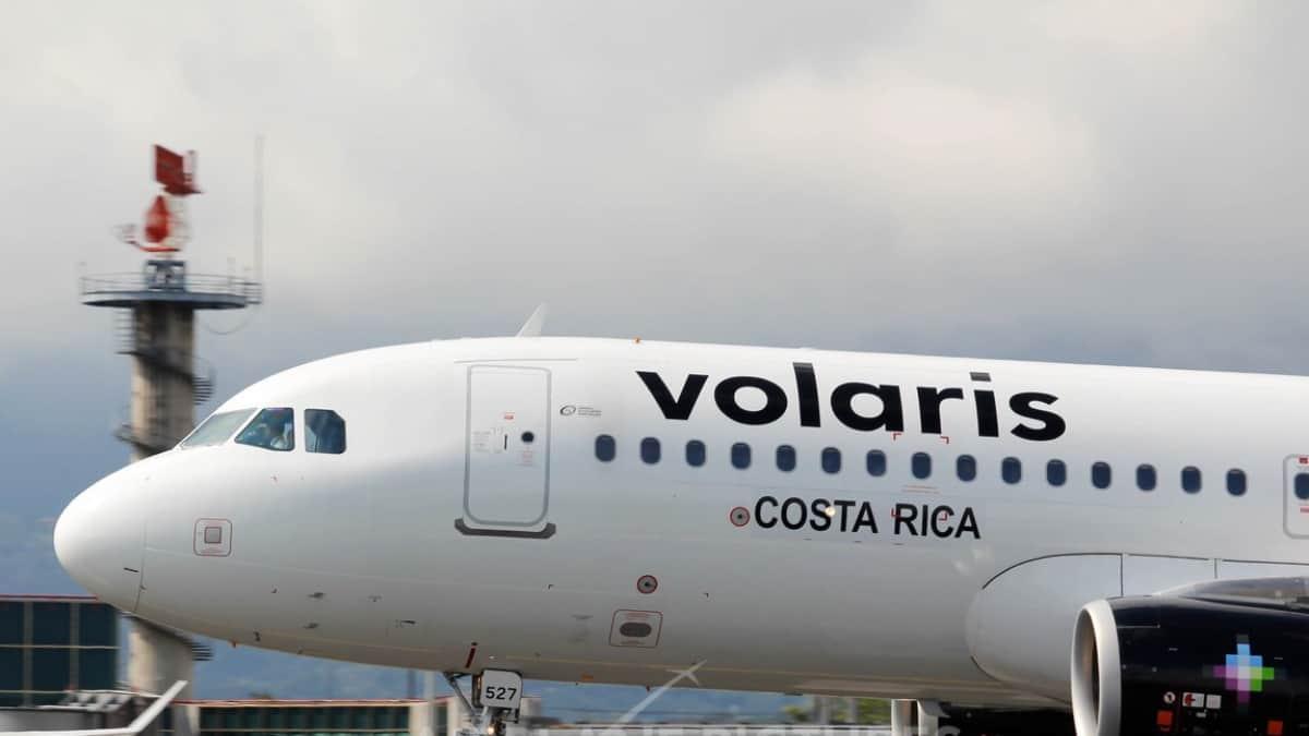 Activación de vuelos a Costa Rica con Volaris. Foto: Archivo