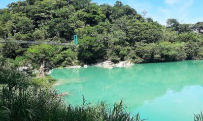 Agua clara en Chiapas. Foto: Archivo