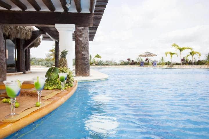 Alberca Hotel Hacienda Viva SDP Foto: En Yucatán