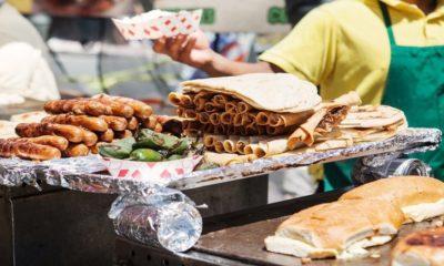 Antojitos mexicanos en fiestas y ferias. Foto: GastroLab