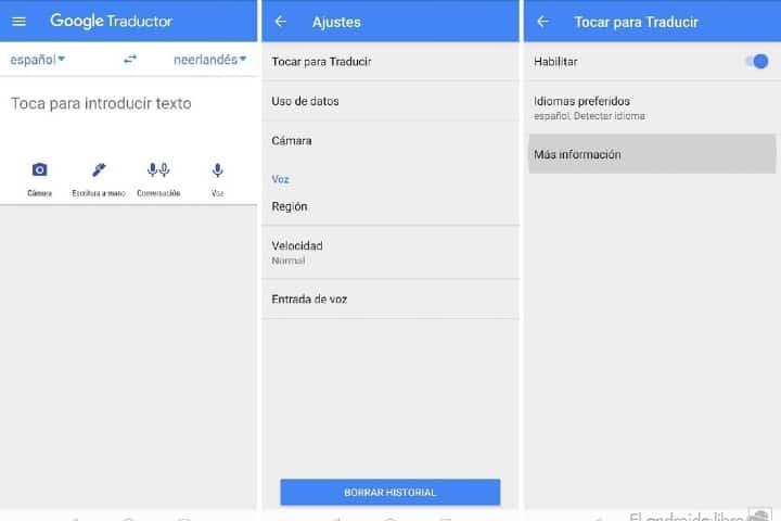 Apps de traductores para viajar