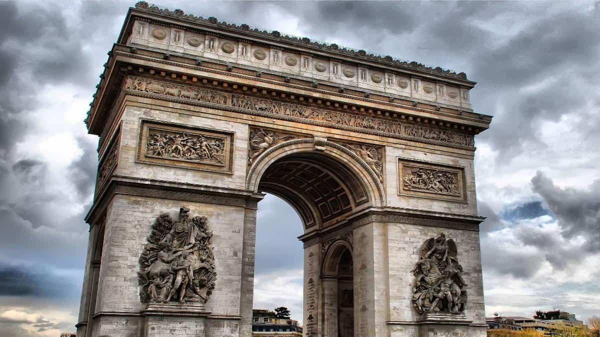 Conoce todo sobre el Arco del Triunfo. Foto Alejandro Tarrino Tello