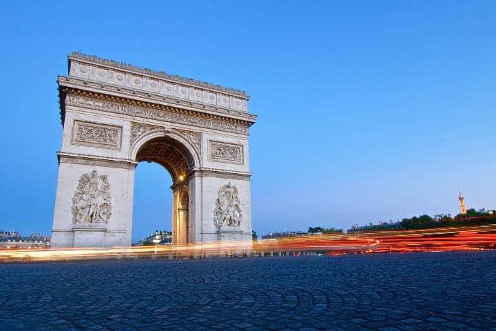¿Ya sabías todo esto sobre el Arco del Triunfo? Foto: Jabi Rollan