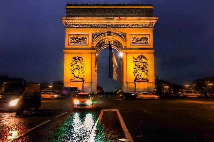 El arco más famoso del mundo. Foto: Jose Luis Clemente