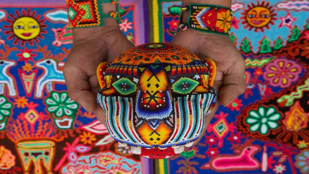 Artesanías de Jalisco. Foto: Archivo