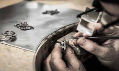 Artesano de plata. Foto: Via Taxco