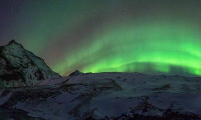 Aurora boreal. Foto: Guillermo García Delgado