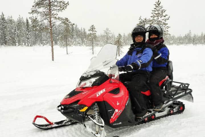 Éste lugar se presta para realizar diversas actividades en familia ¡La nieve de te consciente! Foto: Archivo