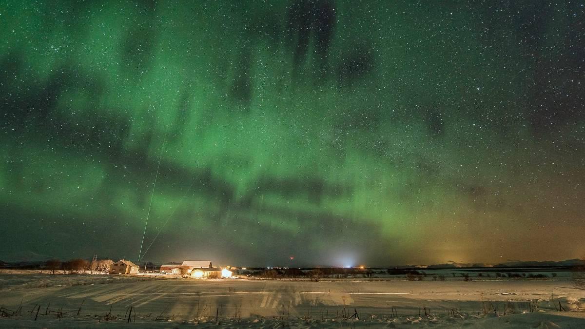 Auroras boreales, un fenómeno que todos deben conocer. Foto: El Coleccionista de Instantes Fotografía & Video