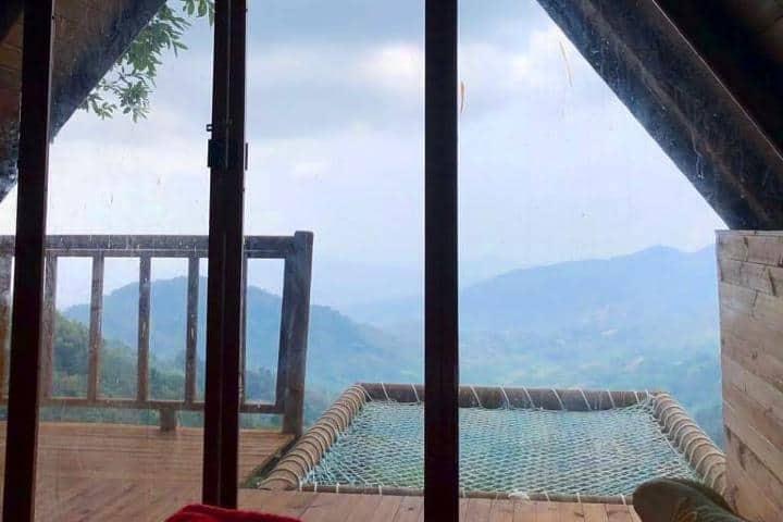 Balcón y Hamaca Privados. Foto: Facebook