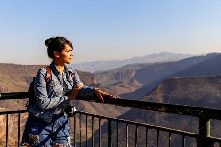 Barranca Huentitán, ¿Listo para la aventura en Jalisco? Foto: Archivo