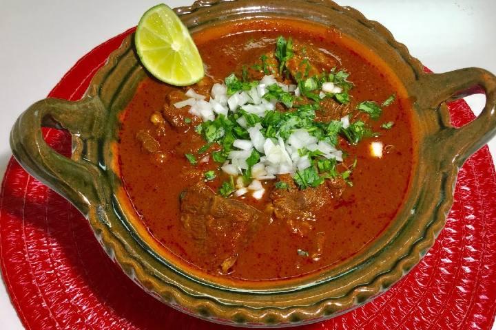 Birria Tapatía Foto: Comida mexicana con Ali