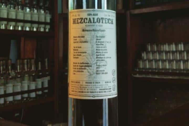 ¿Ya conoces la Mezcaloteca? Foto: Archivo