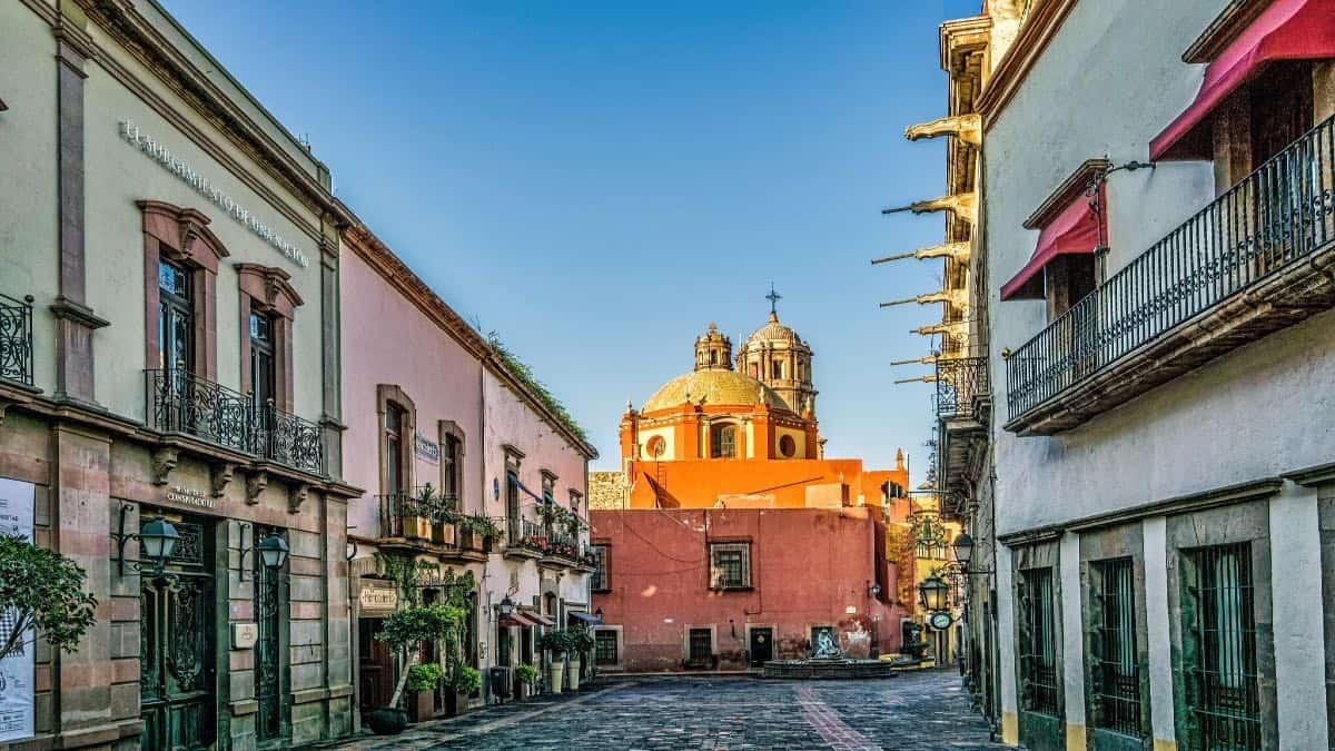 Caminos de Querétaro. Foto: Suil Torres